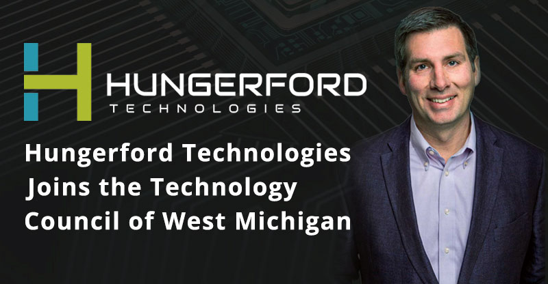 Hungerford Technologies Joins the Technology Council of West Michigan